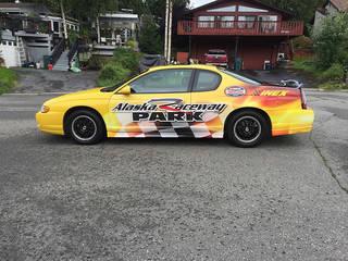 Monte Carlo Car Wrap