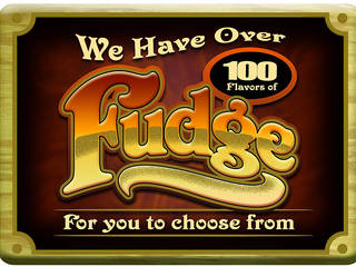 fudge-sign